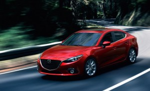 The 2014 Mazda3. The new car for ballers on a budget?