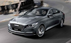 The award winning 2015 Hyundai Genesis