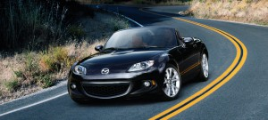 The 2014 Mazda Miata Source: Mazda USA